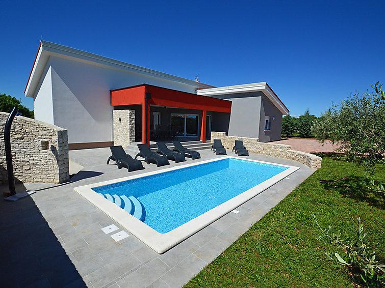 4 bedroom Villa in Pula Krnica, Istria, Croatia : ref 2236482 - Image 1 - Krnica - rentals