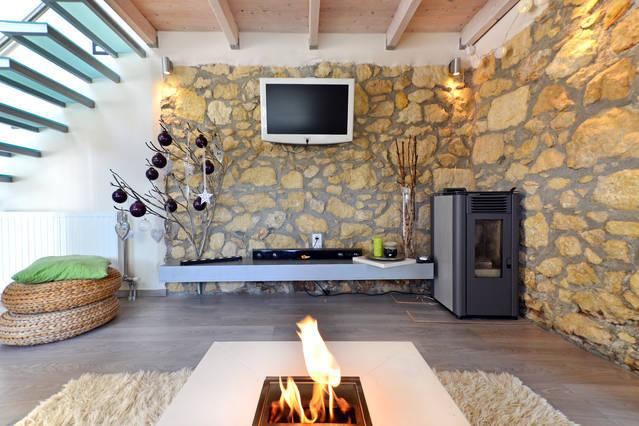 Cozy stone home w/ private garden - Image 1 - Chania - rentals