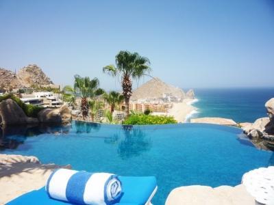 Infinity pool - Casa Miramar - Ocean View, Infinity Pool & Jacuzzi - Cabo San Lucas - rentals