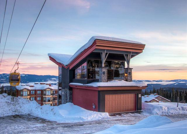 Edge 21 Big White - The Edge 21 is a Stunning and Innovative Ski Home in Big White - Big White - rentals