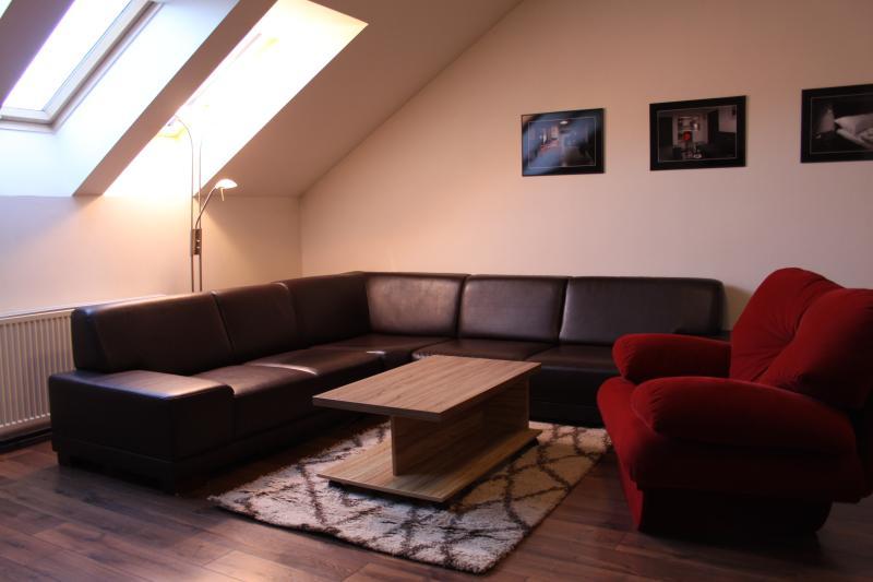 new sofa - Wili Tatry Apartment Mountain view - Tatranska Lomnica - rentals