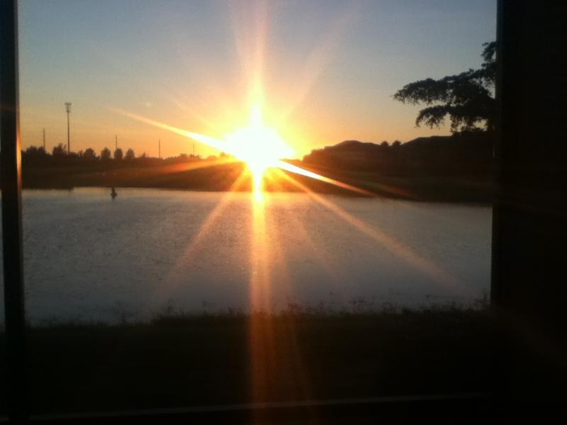Sunset every evening! - Beautiful Lakefront Coach Home at the Quarry - Naples - rentals