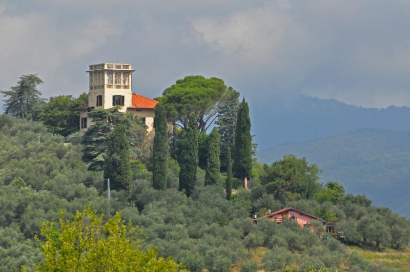 Panorama - Villa La Torre Lucca  pool WiFi beautiful - San Michele di Moriano - rentals