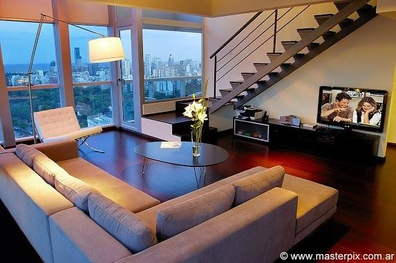 Amazing 2BR / 2.5BA, 29th/30th Floor Penthouse - Image 1 - Buenos Aires - rentals