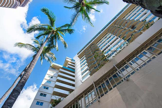 The Royal Aloha 807 - Royal Aloha 807 - Honolulu - rentals