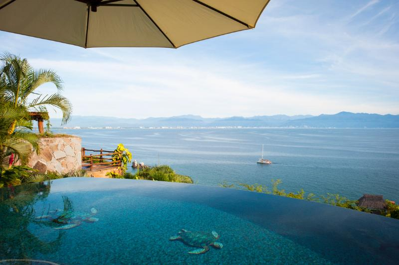 Casa Chula Vista 5 bedroom Villa Riviera Nayarit - Image 1 - La Cruz de Huanacaxtle - rentals