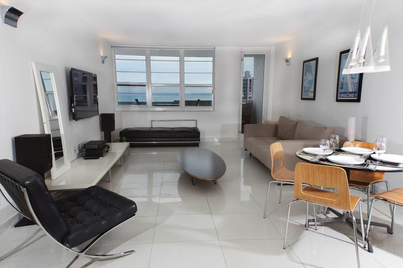 Miami South Beach  Ocean 1 BR Decoplage Lincoln Rd - Image 1 - Miami Beach - rentals