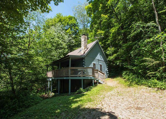Peaceful Hocking Hills Cabin Rental - Image 1 - South Bloomingville - rentals