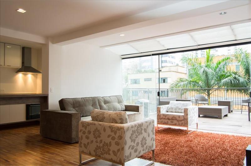 Vila Nova Diogo Home IV | Sampa Housing - Image 1 - Vila Mariana - rentals