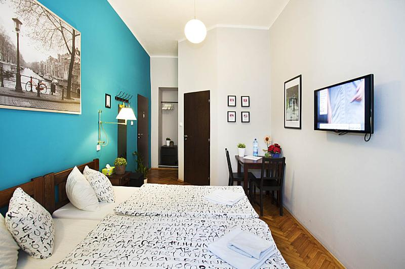 Central Station Studio 3 - Central Location! - Image 1 - Prague - rentals
