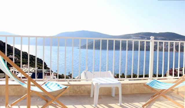 LUXURY VILLA WITH STUNNING VIEWS AND PRIVATE POOL - Image 1 - Kalkan - rentals