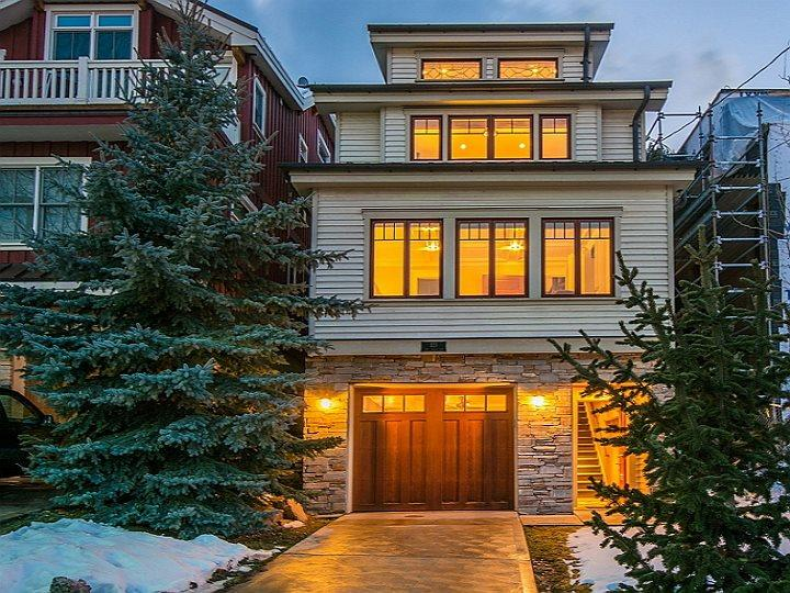 House 1 - Park City Ski Villas with Ski-In/Ski-Out from Quit`N Time Ski Run at Park City Mountain Resort - Park City - rentals