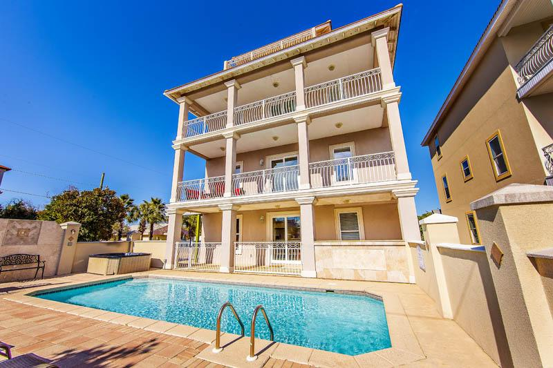 Aphrodite - Private Pool, Close to the Beach! - Image 1 - Destin - rentals