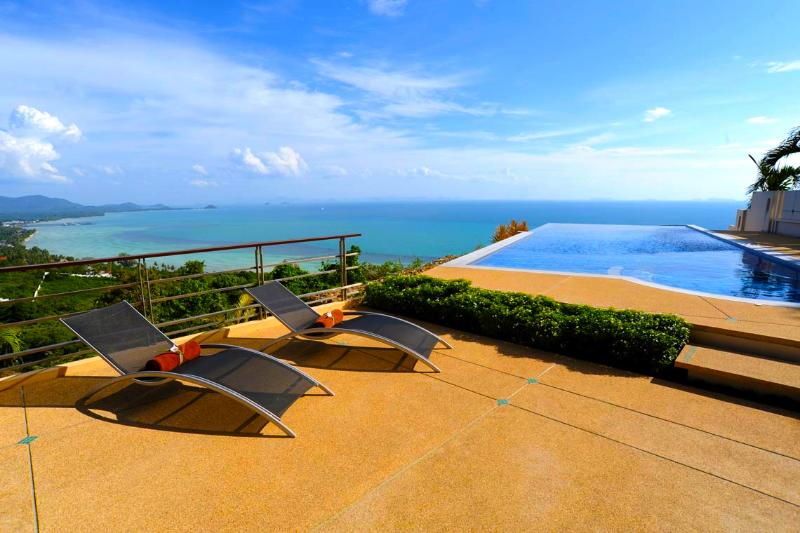 Panoramic Sea View - LVS11 - Image 1 - Ban Bang Chakreng - rentals