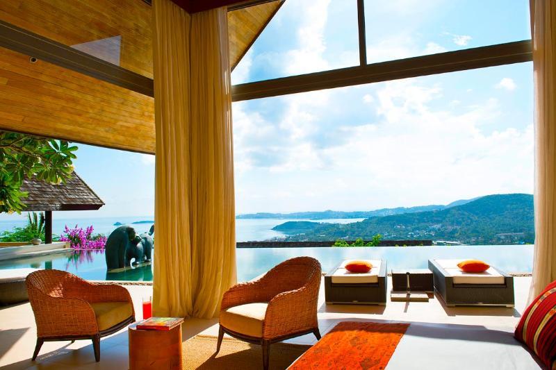 Panoramic Sea View - MI03 - Image 1 - Bophut - rentals