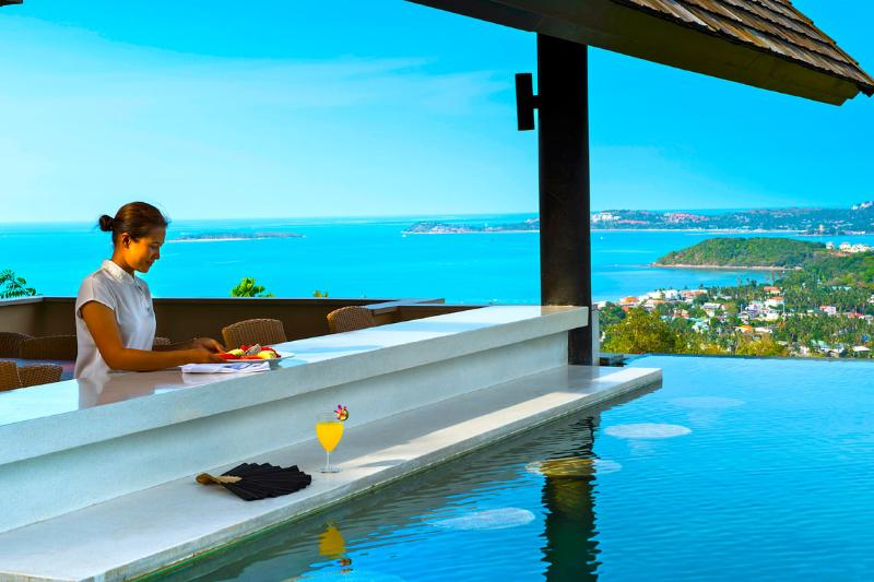 Panoramic Sea View - MI04 - Image 1 - Bophut - rentals