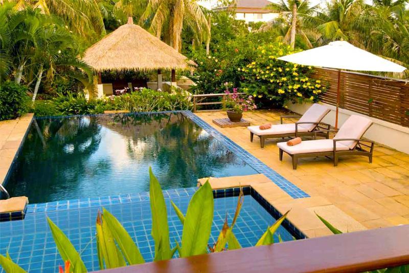 Garden & Pool View - PG10 - Image 1 - Choeng Mon - rentals