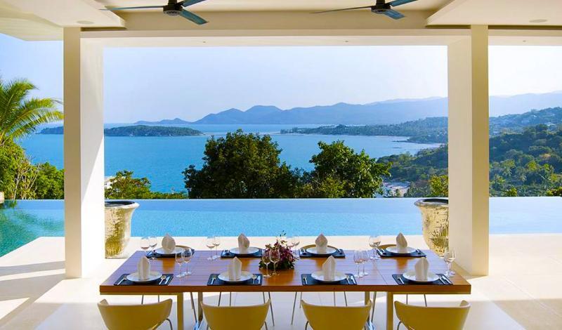Panoramic Sea View, Beside The Beach - SJ04 - Image 1 - Choeng Mon - rentals
