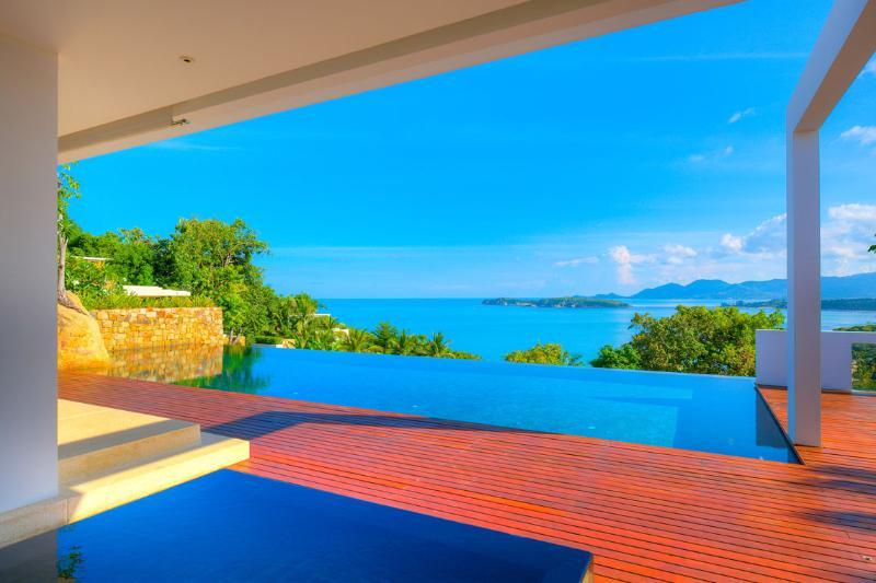 Panoramic Sea View, Beside The Beach - SJ07 - Image 1 - Choeng Mon - rentals