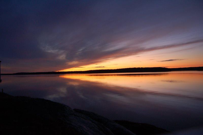 Breathtakingly beautiful sunsets over Montsweag Bay - BELLA VISTA | WESTPORT ISLAND MAINE | SALT WATER RIVER | PRIVATE DOCK & FLOAT | INCREDIBLE VIEWS - Wiscasset - rentals