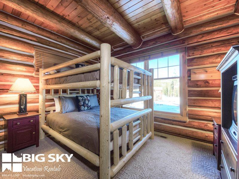 Powder Ridge Rose Bud 3 (Cabin 3) - Image 1 - Big Sky - rentals