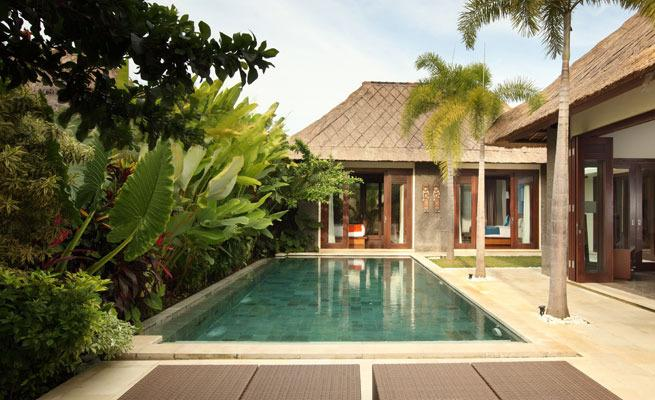2 BR villa view - Mahagiri, Luxury 1/2 Bedroom Villa, Central Sanur - Sanur - rentals