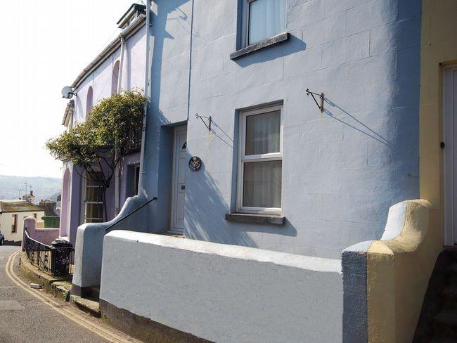 View towards the cottage  - BRIXH - Brixham - rentals