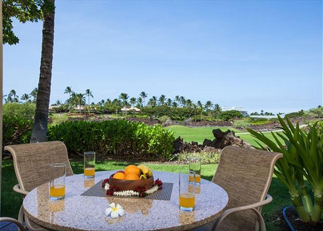 Beautiful Tropical & Golf Course Views - Mauna Lani Fairways 903  - Beautiful Gated Community with VIP Beach Pass! - Kohala Coast - rentals