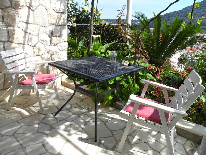 Terrace +Garden - Ana studio for 2 - Dubrovnik - rentals