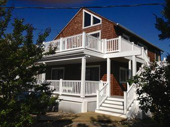 Property 3470 - Picturesque 3 Bedroom & 1 Bathroom House in Cape May Point (3470) - Cape May Point - rentals