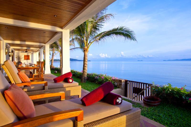 Beachfront - MW10 - Image 1 - Mae Nam - rentals