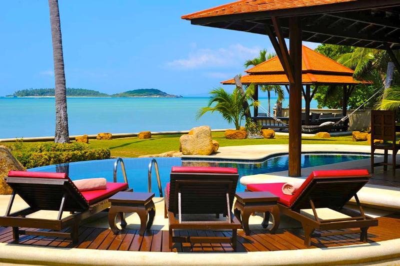 Beachfront - SV10 - Image 1 - Choeng Mon - rentals
