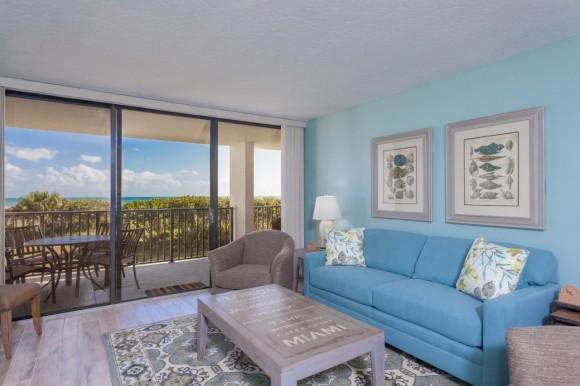 Beach Condo Rental 203 - Image 1 - Cape Canaveral - rentals