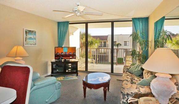 Beach Condo Rental 312 - Image 1 - Cape Canaveral - rentals