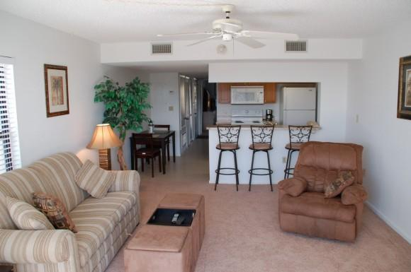 Beach Condo Rental 314 - Image 1 - Cape Canaveral - rentals