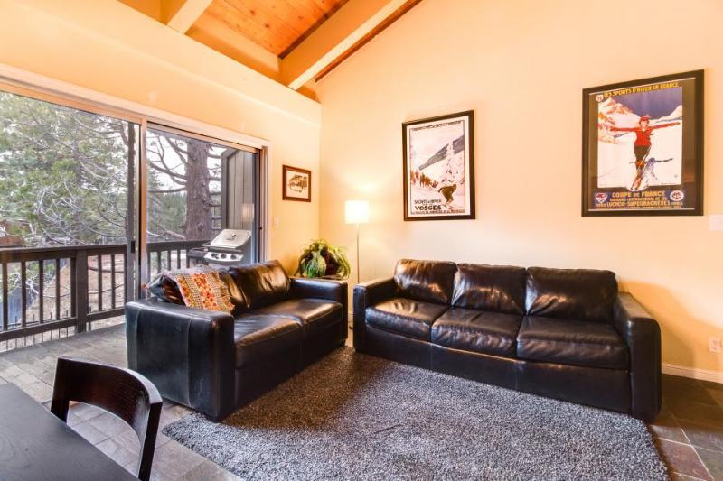 Luxurious condo w/ shared pool, hot tub & resort amenities - dogs ok! - Image 1 - Tahoe City - rentals