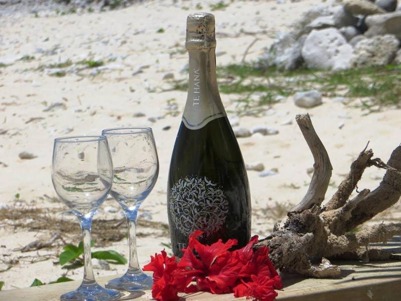 Heron's Reef Beachfront Villa - Image 1 - Rarotonga - rentals