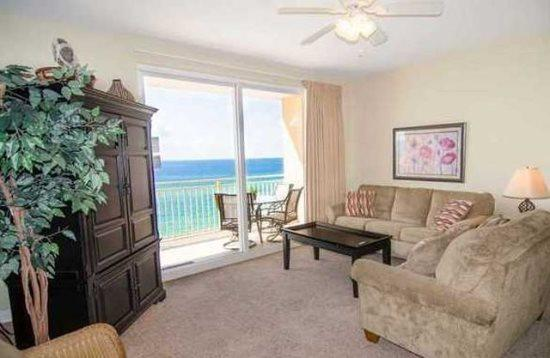 Enjoy your 1 Bedroom, TWO Bath beachfront condo with up to 6 Guests! Family Fun in this 6th floor at Splash Resort - Image 1 - Laguna Beach - rentals