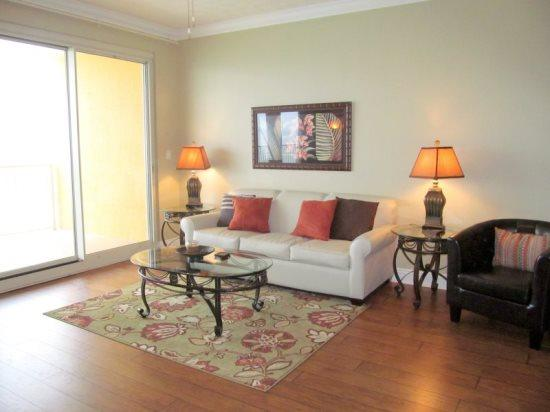 Our Family Friendly 11th floor unit is the Perfect Home Base for your Vacation - Not too high, not too low! No Spring Breakers - Image 1 - Thomas Drive - rentals
