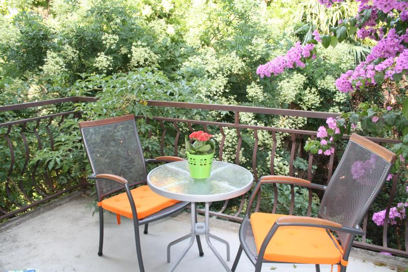 Balcony 1 - Authentic stay by the Bacvice bay - Split - rentals