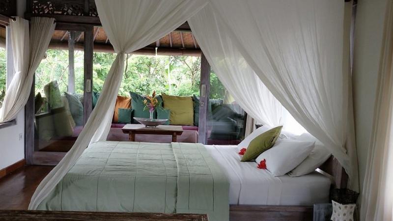 Tranquil Villa near Ubud Bali Plunge Pool & Garden - Image 1 - Ubud - rentals