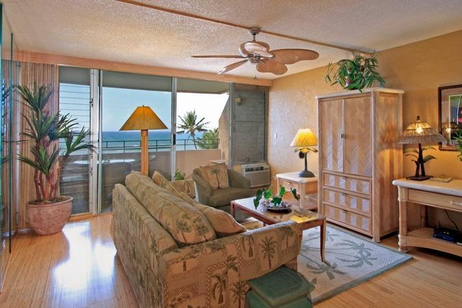 Our unit has A+ Luxury rating! - Eco-Friendly Luxury Ocean View 2/2 - Island Sands - Maalaea - rentals