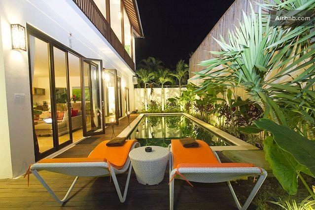 Villa Zaïna Pool- 3 BR in the heart of Seminyak! - Image 1 - Seminyak - rentals