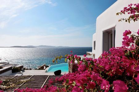 Seaview Delight, Greece - Image 1 - Mykonos Town - rentals