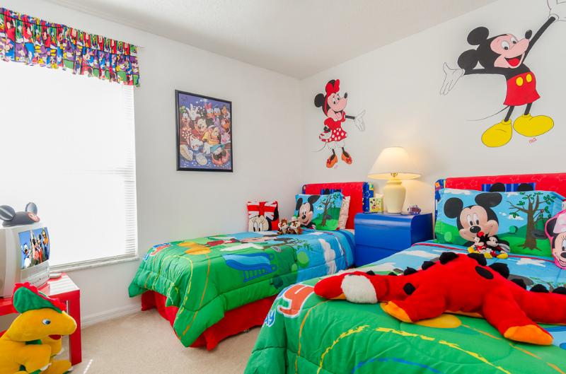 Disney Themed Bedroom - Woodville - in a beautiful location near Disney - Davenport - rentals