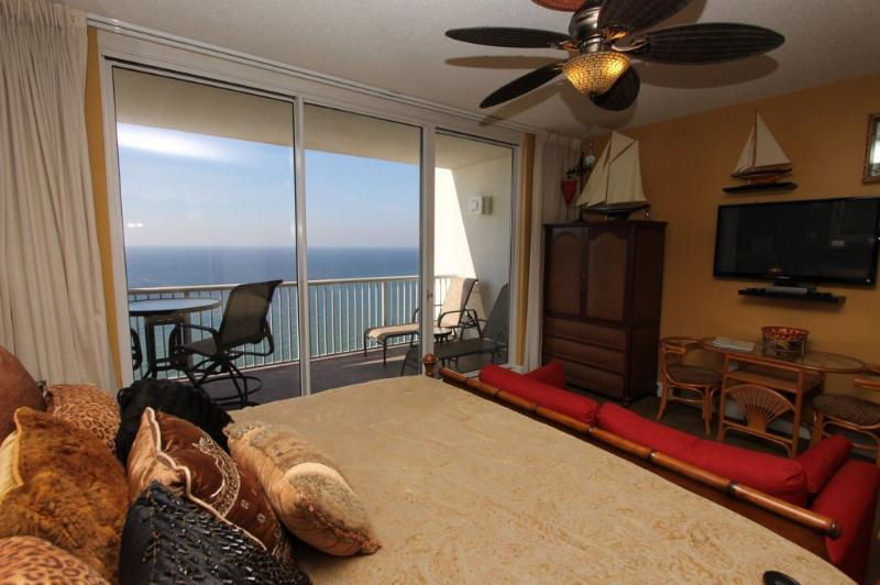 Magnificent Ocean Views from Balcony at Majestic Beach - Image 1 - Panama City Beach - rentals