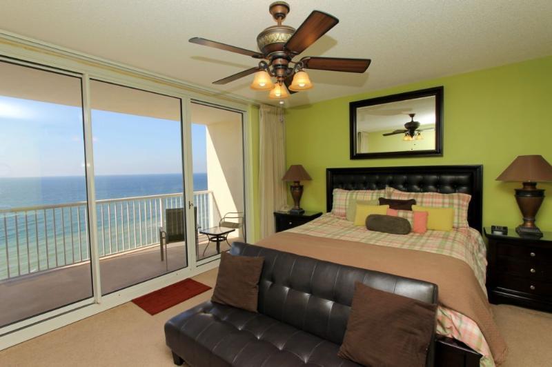 Majestic Beach Resort  T1 Unit 912 - Image 1 - Panama City Beach - rentals