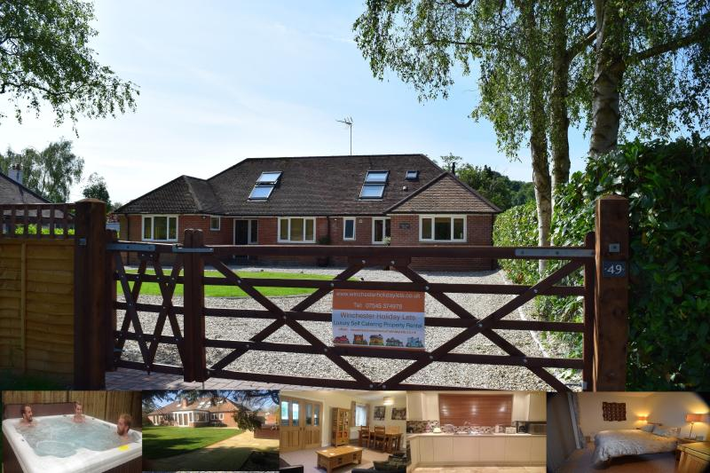 Weeke End Annexe - Winchester Holiday Lets - Image 1 - Winchester - rentals