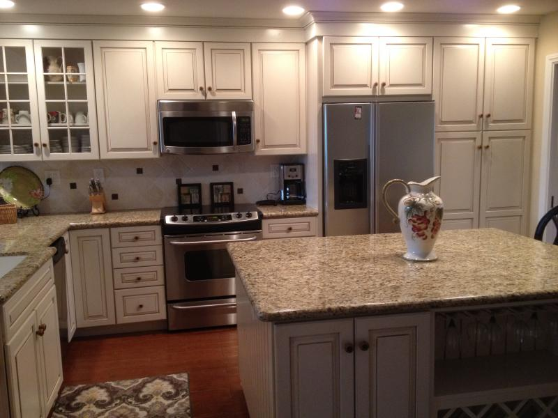 Remodeled Kitchen - Palm Valley C C   Deluxe Remodel  Golf,Tennis,Spa - Palm Desert - rentals