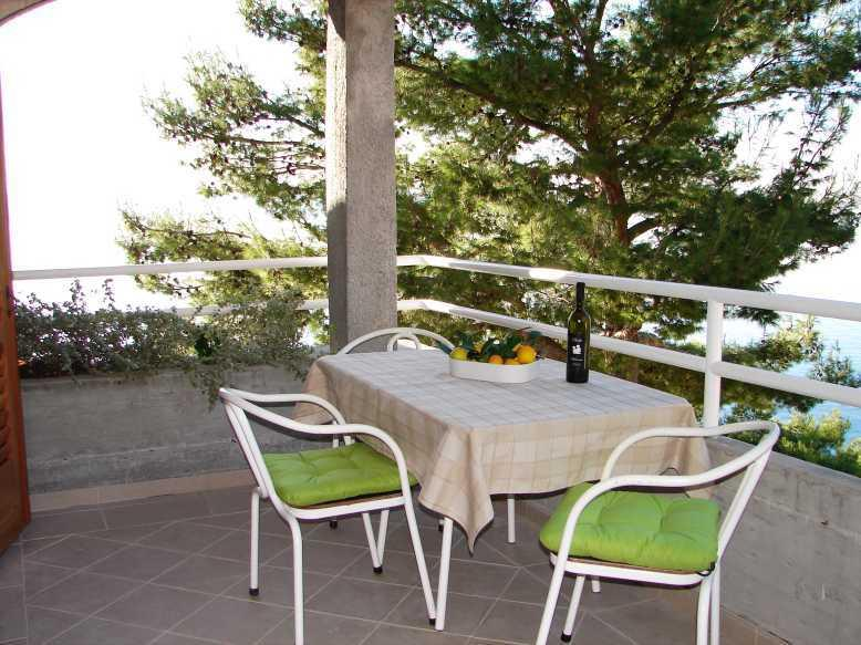Apartments Bikin 2+1 - Image 1 - Brela - rentals